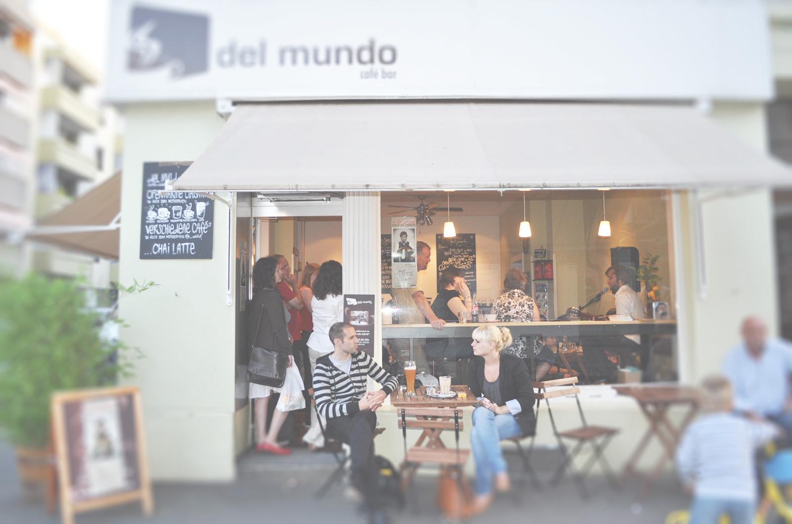 Menü Frühstück Café Del Mundo